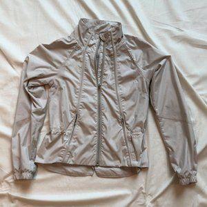 Lululemon ivory fullzip jacket